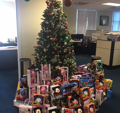 KW Property Management News - Successful Toy Drive Brings Joy To Hundreds Of Children
