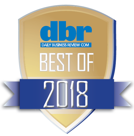 KWPMC Named 2018 Best Multi-Family Property Management Firm by the Daily Business Review